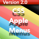 CSS Apple Menu - CodeCanyon Item for Sale