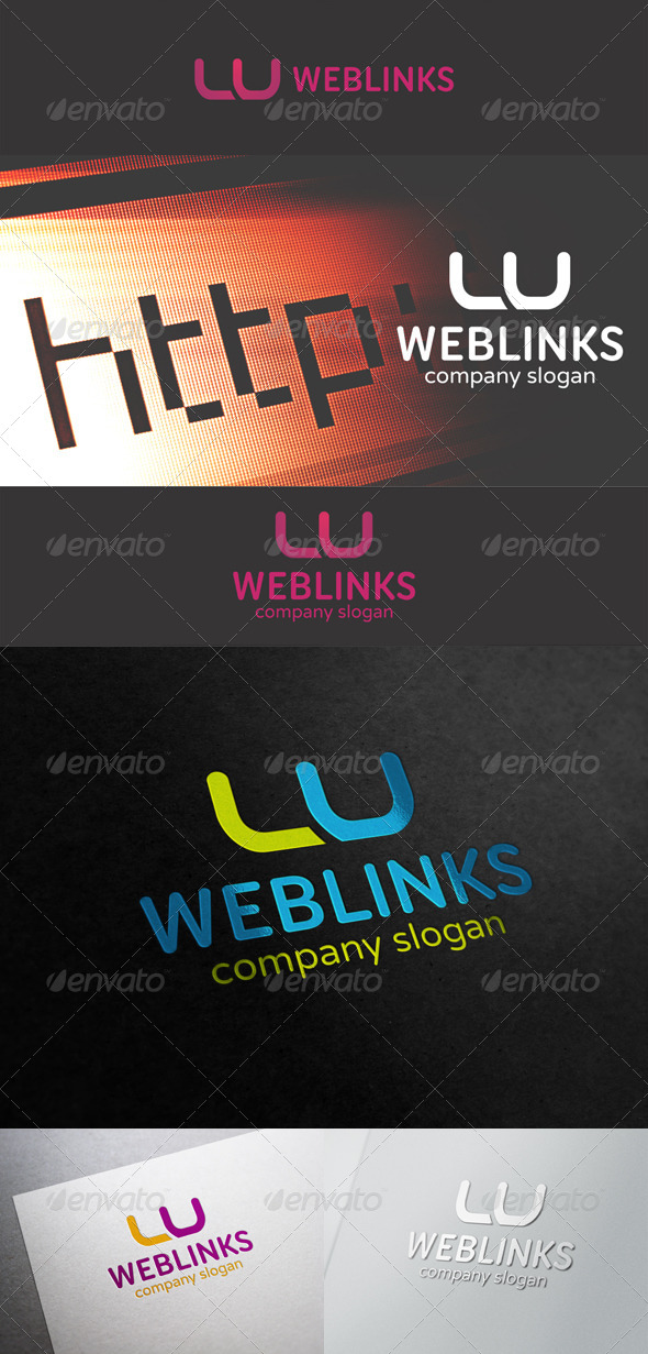 GraphicRiver Web Links Logo W 5909752