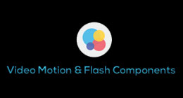 Video Motion & Flash Components