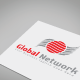 Global Network Logo Template - GraphicRiver Item for Sale