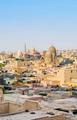 cairo old town with mosques in egypt - PhotoDune Item for Sale