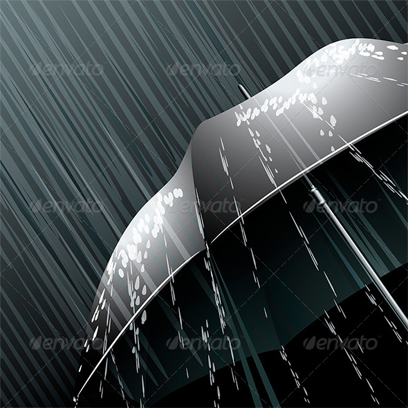 GraphicRiver The Umbrella 5914467