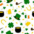 Seamless Saint Patrick's Background - PhotoDune Item for Sale