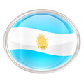 Argentina Flag icon, isolated on white background - PhotoDune Item for Sale
