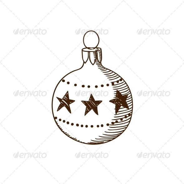 GraphicRiver Decoration Toy Ball 5919312