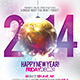 Happy New Year Party Flyer - GraphicRiver Item for Sale