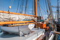 Lifeboat of a large sailing ship - PhotoDune Item for Sale