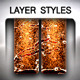 Rusted Metal 3 - Professional Layer Styles - GraphicRiver Item for Sale