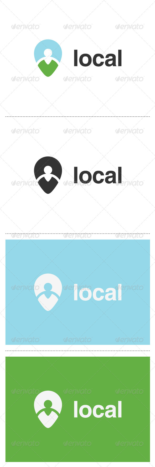 GraphicRiver Local logo 5921749