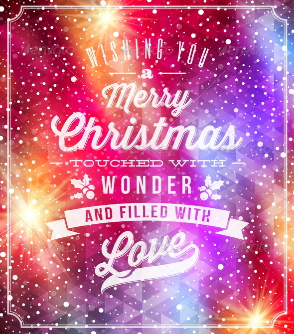GraphicRiver Christmas Holidays Greetings 5922491
