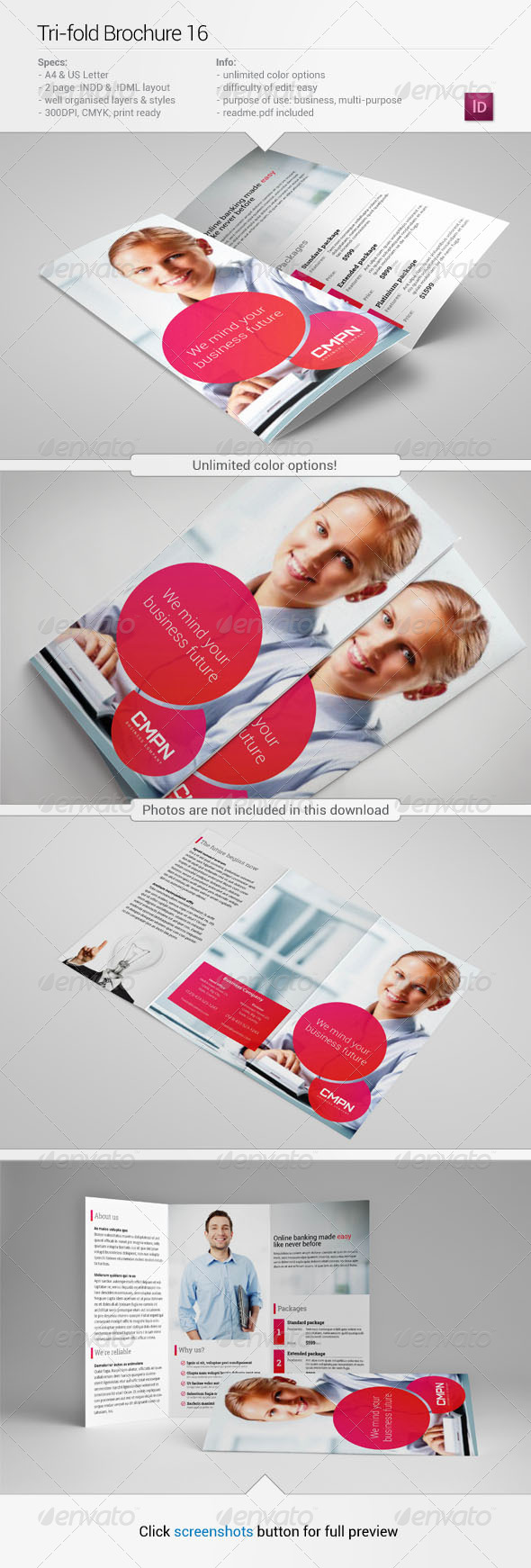 GraphicRiver Tri-Fold Brochure 16 5923238