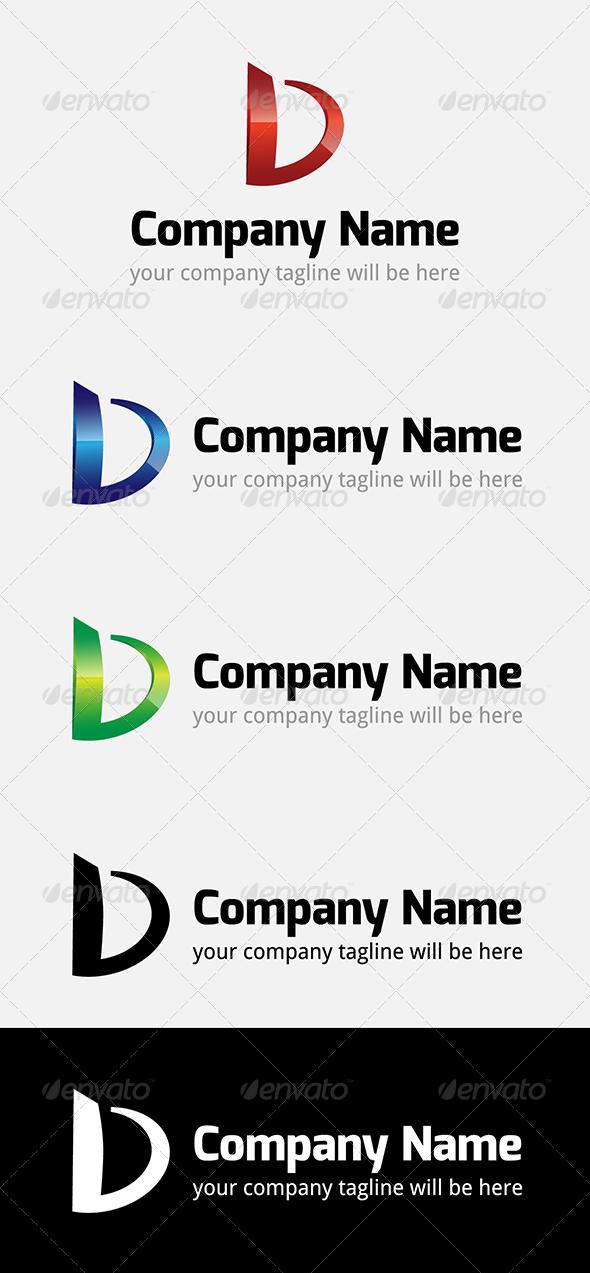 GraphicRiver D Company Logo 5924209