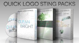 Quick Logo Sting Packs