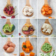 Mixed vegetables collage - PhotoDune Item for Sale
