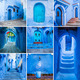 Chefchaouen collage - PhotoDune Item for Sale