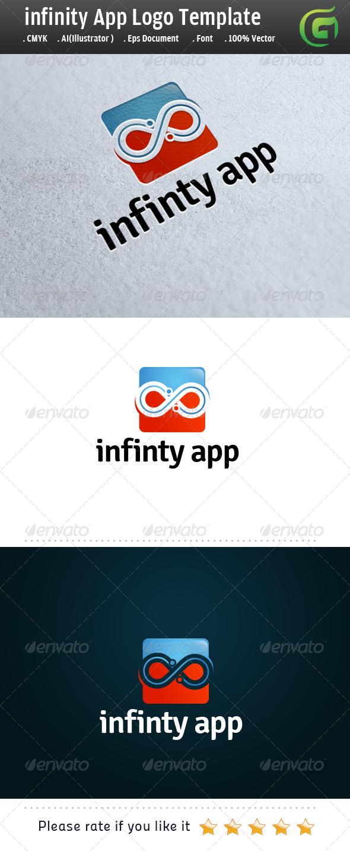 GraphicRiver Infinity App 5925499