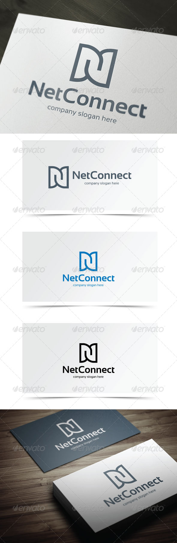 GraphicRiver Net Connect 5926562
