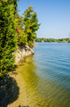 lake wylie waterscapes on a sunny day - PhotoDune Item for Sale