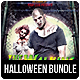 Halloween Costume Party Bundle - GraphicRiver Item for Sale