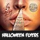 Halloween Flyer Templete V4 - GraphicRiver Item for Sale