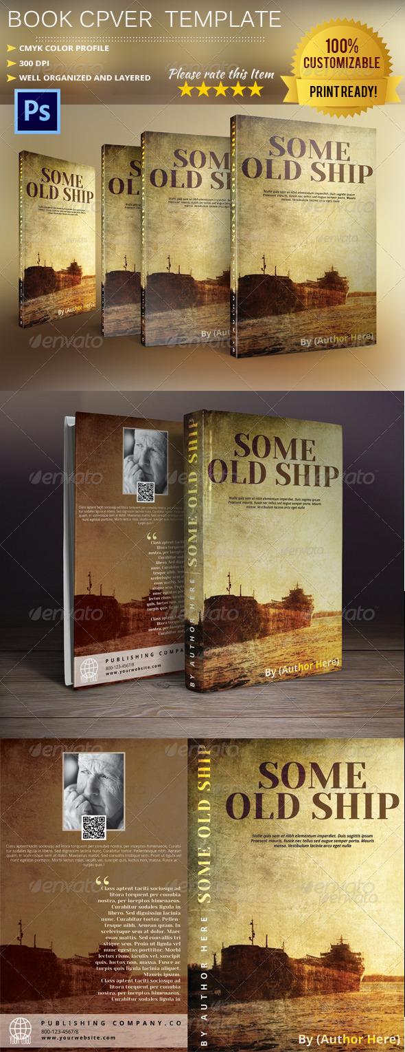 GraphicRiver Book Cover Template Vol.3 5933939