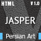 Jasper - Clean Single-Page Template - ThemeForest Item for Sale