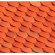 Seamless Roof Tiles. Vector Background. - GraphicRiver Item for Sale