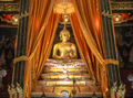 buddha statue beautiful in the church at Bangkok, Thailand - PhotoDune Item for Sale