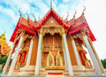Thai temple,Wat Tham Suea,Kanchanaburi,Thailand - PhotoDune Item for Sale