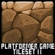 Platformer Game Tile Set 11 - GraphicRiver Item for Sale