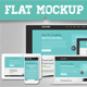 Responsive Flat Mokcup Devices Pack - GraphicRiver Item for Sale