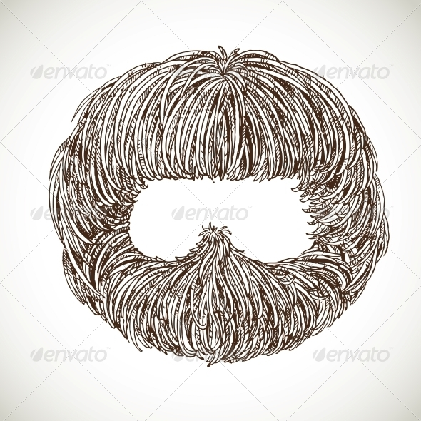 GraphicRiver Neat Beard 5937157