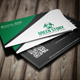 Green Story Business Card - GraphicRiver Item for Sale