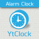 YtClock - Javascript Alarm Clock w/ Youtube songs - CodeCanyon Item for Sale