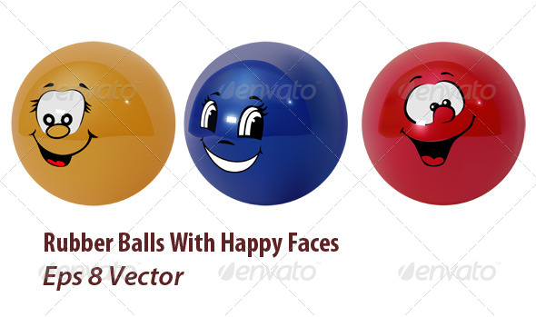 GraphicRiver Happy Balls 5939296