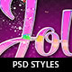 Valentines Photoshop Layer Styles  - GraphicRiver Item for Sale