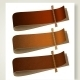 Set of Leather Labels - GraphicRiver Item for Sale