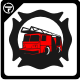 Fire Truck Logo Templates - GraphicRiver Item for Sale