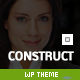 Construct - Creative Business Theme for Wordpress - ThemeForest Item for Sale