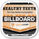 Medical Dental Billboard 海-Graphicriver中文最全的素材分享平台