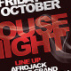 House Night Flyer - GraphicRiver Item for Sale