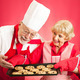 Chef and Housewife - Home Baked Cookies - PhotoDune Item for Sale
