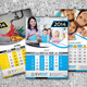 2014 Wall Calendar_13 Pages - GraphicRiver Item for Sale