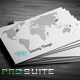 Leaving Things Corporate Business Card Design - GraphicRiver Item for Sale