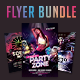 Party Flyer Bundle Vol.8 - GraphicRiver Item for Sale