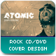 Rock CD & DVD Artwork Design - GraphicRiver Item for Sale