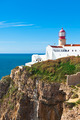 Lighthouse of Cabo Sao Vicente, Sagres, Portugal - PhotoDune Item for Sale