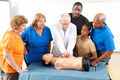 First Aid Training for Adults - PhotoDune Item for Sale