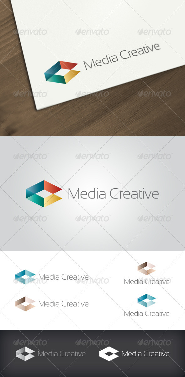 Media Creative - Abstract Logo Templates