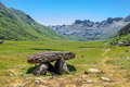 Dolmen in the Spanish Pyrenees - PhotoDune Item for Sale